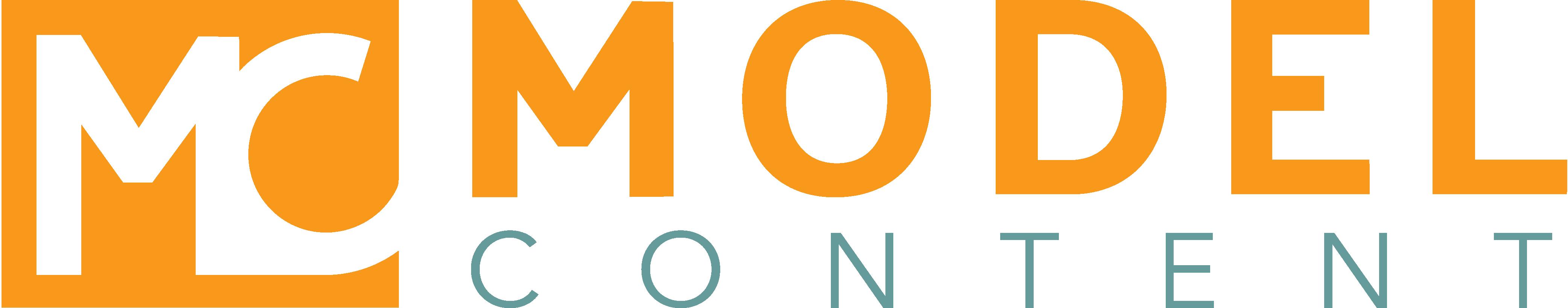 Model Content Logo